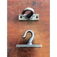 Ceiling Hook - Cast Iron - 50mm